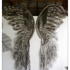 Angel-Wings - Stainless Steel Sculpture
