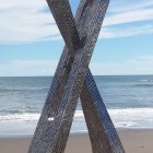 Infinity Stainless Steel Sculpture
