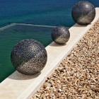 Sphere Stainless Steel Sculpture