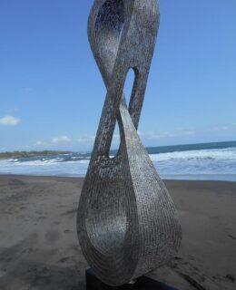 Infinity ii - Sculpture - Sculptura