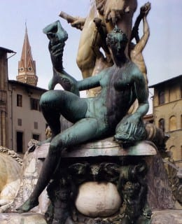 Italian Bronze Sculpture
