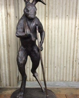 Bronze sculpture - sculptura