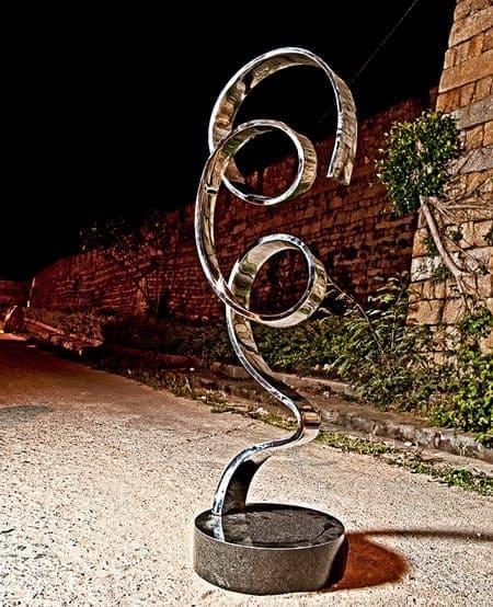 Sculptura-Ribbon-sculpture