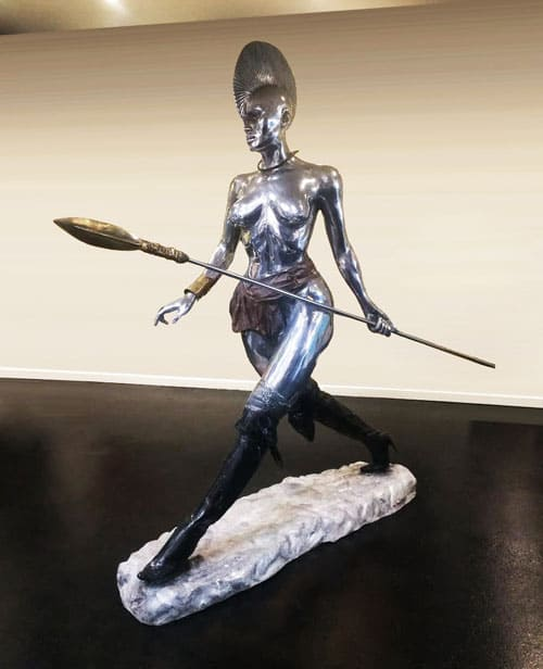 Sculptura-GRACE-JONES-sculpture-Christian-Maas-Main