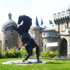 sculptura_black_stallion_bronze_metal_sculpture
