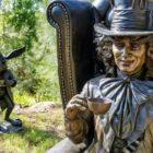 Wonderland Collection - Mad Hatter - Sculptura
