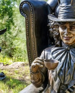 Wonderland Collection - Mad Hatter - Sculptura
