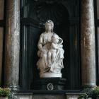 Madonna of Bruges - Michelangelo di Lodovico Buonarroti Simoni