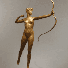 Diana - Augustus Saint-Gaudens