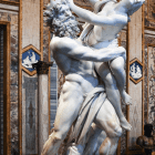 The Rape of Proserpina  ian Lorenzo Bernini