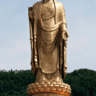 Spring Temple Buddha - (Group)