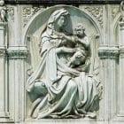 Fonte Gaia Fountain - Jacopo della Quercia
