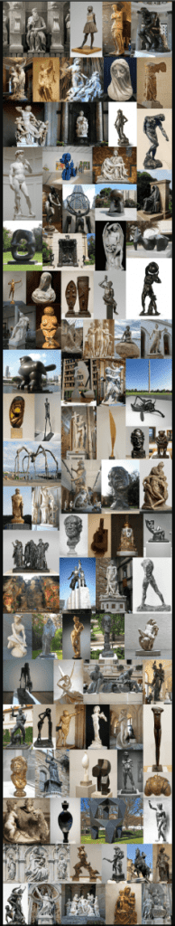 TOP 100 Sculpturres thumbnail