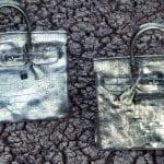 Birkin Bag- Sculptures by Sculptura