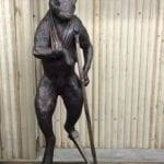 retour de chasse - Sculptures by Sculptura