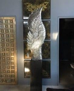 Wing - Sculptures by Sculptura