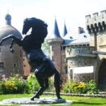 Black Stallion- Sculptures by Sculptura
