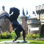 Black Stallion- Sculptures by Sculptura