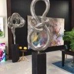 Glimmer - Sculptures by Sculptura